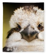 Kookaburra Fleece Blanket