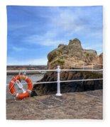 La Rocque - Jersey Fleece Blanket