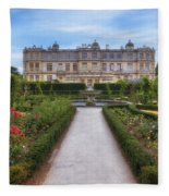 Longleat House - Wiltshire Fleece Blanket