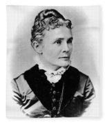 Lucretia Garfield (1832-1918) Fleece Blanket