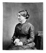 Lucy Hayes (1831-1889) Fleece Blanket