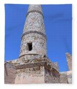 Monastir Ribat Fleece Blanket