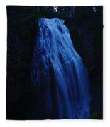 Narada Falls Fleece Blanket