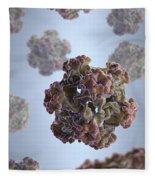 Papillomavirus Fleece Blanket