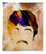 Paul Mccartney Collection Fleece Blanket