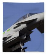 Raf Typhoon Fleece Blanket