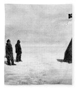 Roald Amundsen (1872-1928) Fleece Blanket