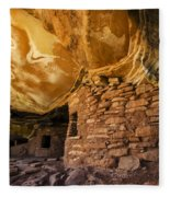 Ancient Spaces Utah Fleece Blanket