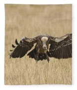 Ruppells Vulture Fleece Blanket