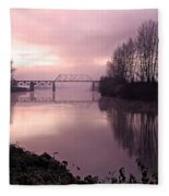 Snohomish Fleece Blanket