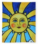 Soleil Fleece Blanket