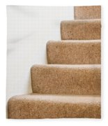 Stairs Fleece Blanket