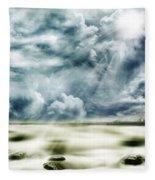 Sunlight Fleece Blanket