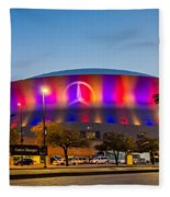 Superdome Fleece Blanket