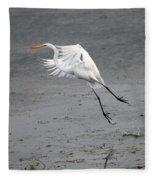 Take Off Fleece Blanket
