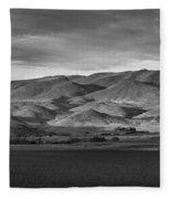 The Butte Fleece Blanket