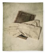 Time To Read Fleece Blanket