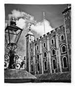 Tower Of London Fleece Blanket