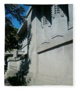 Unity Temple Fleece Blanket