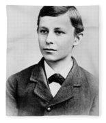 Wilbur Wright (1867-1912) Fleece Blanket