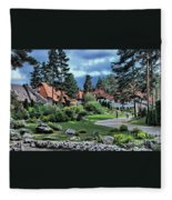 Zlatibor Fleece Blanket