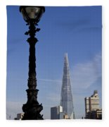 The Shard London Fleece Blanket