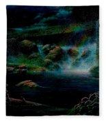 Title Unknown Fleece Blanket