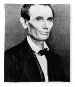 Abraham Lincoln (1809-1865) Fleece Blanket