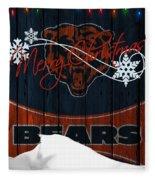 Chicago Bears Fleece Blanket