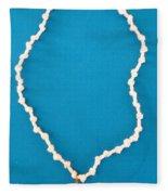 Aphrodite Gamelioi Necklace Fleece Blanket