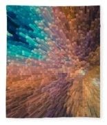 3d Art Fleece Blanket