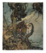 Andersen: Little Mermaid Fleece Blanket