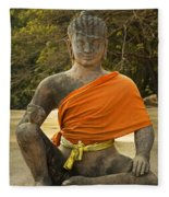 Angkor Thom Fleece Blanket