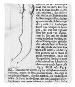 Anton Van Leeuwenhoek Fleece Blanket