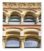 Arch Windows Fleece Blanket