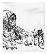 At Tim Hortons Fleece Blanket