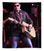 Billy Ray Cyrus Fleece Blanket