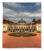 Buchlovice Castle Fleece Blanket