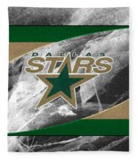 Dallas Stars Fleece Blanket