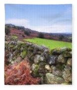 Dartmoor Fleece Blanket