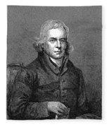 Francis Asbury (1745-1816) Fleece Blanket