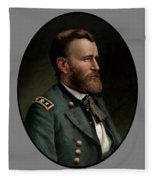 General Grant - Three Fleece Blanket