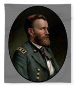 General Grant Fleece Blanket