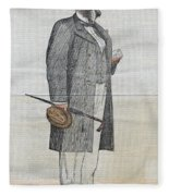 Lew Wallace (1827-1905) Fleece Blanket