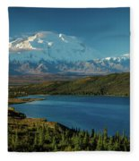 Mount Denali, Previously Known Fleece Blanket