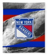 New York Rangers Fleece Blanket