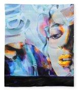 4 Non Blondes - Linda Perry Fleece Blanket