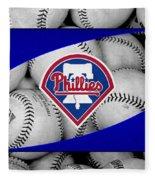 Philadelphia Phillies Fleece Blanket