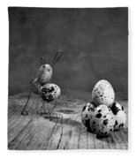Simple Things Easter Fleece Blanket