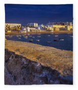 Spa Of Our Lady Of The Palm Cadiz Spain Fleece Blanket